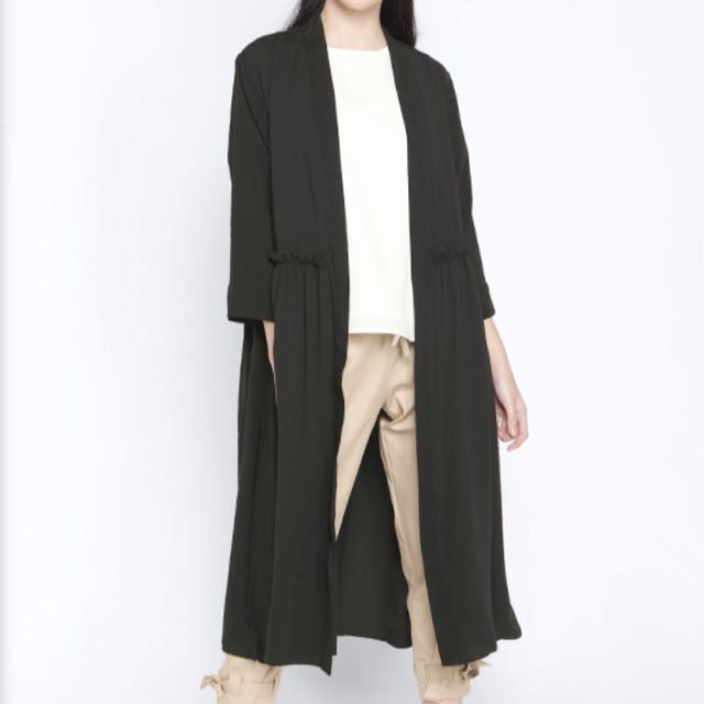 Cottonink x Raisa - Long Cardigan