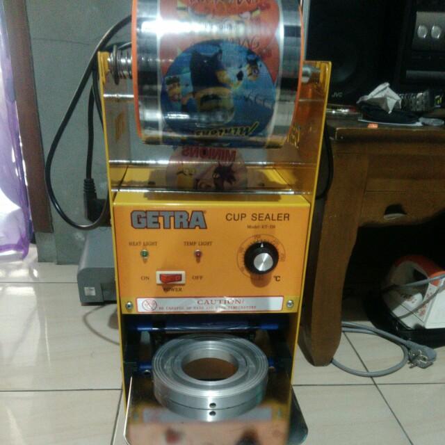 Cup Sealer merk GETRA ET-D8