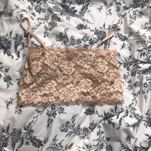 Cute lace top