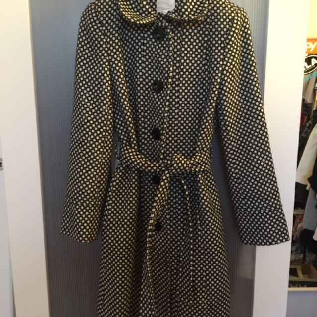 Debenhams - Size 8 Petite Collection Coat
