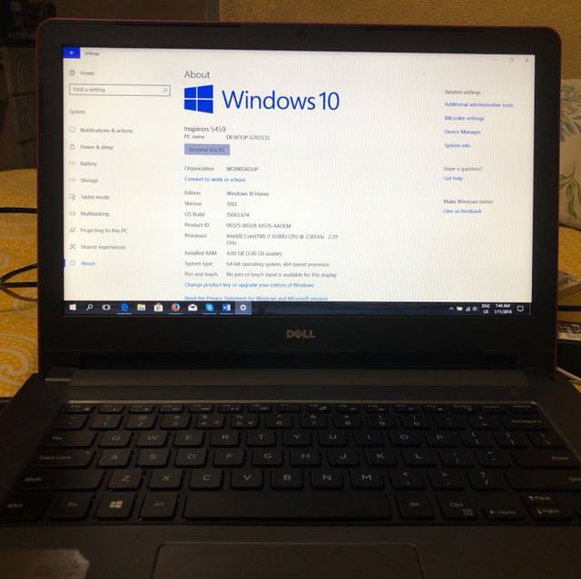 Dell Inspiron 14 , 5000 series, Electronics, Computers on