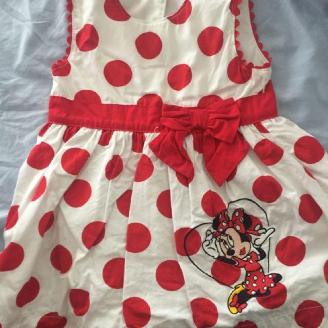 Disney dress set
