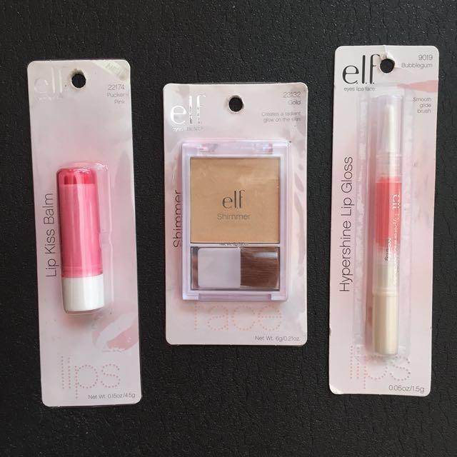 ELF Makeup Bundle