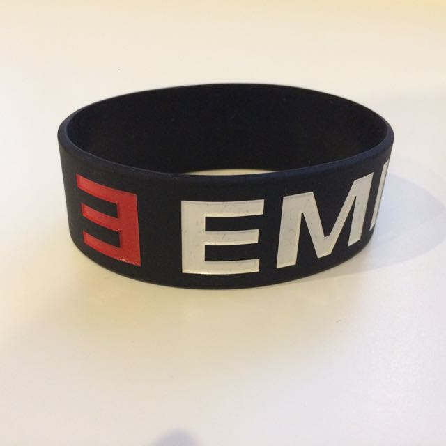 EMINEM Wristband