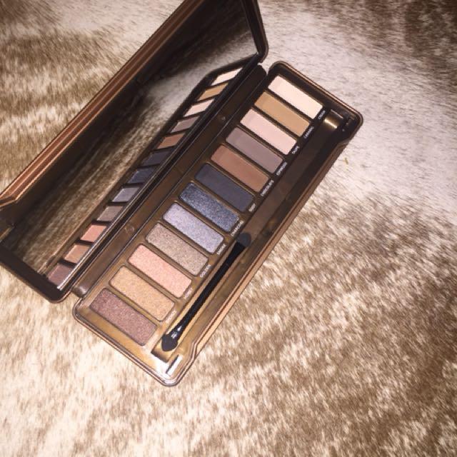 Eyeshadow palette Nude 3