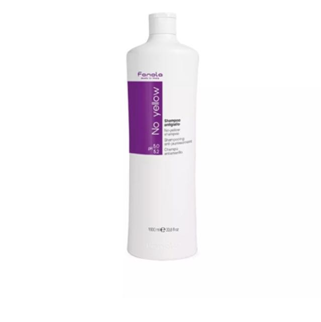 Fanola No Yellow Shampoo 1L