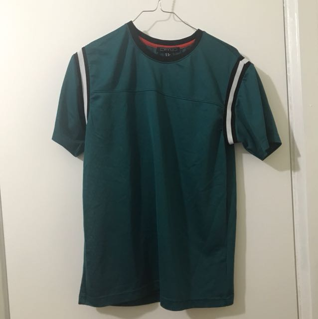 Forever 21 Green Jersey