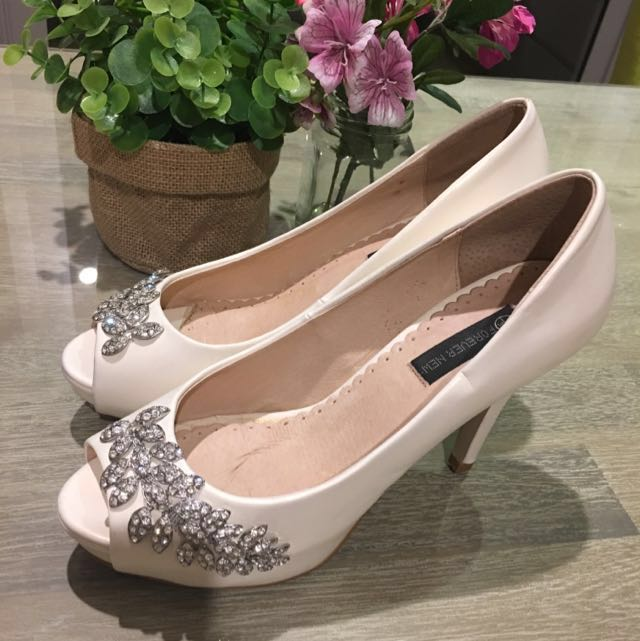 Forever New Bridal shoes