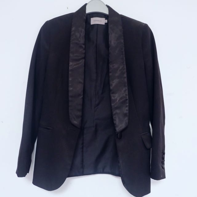 Formal Blazer (Black)
