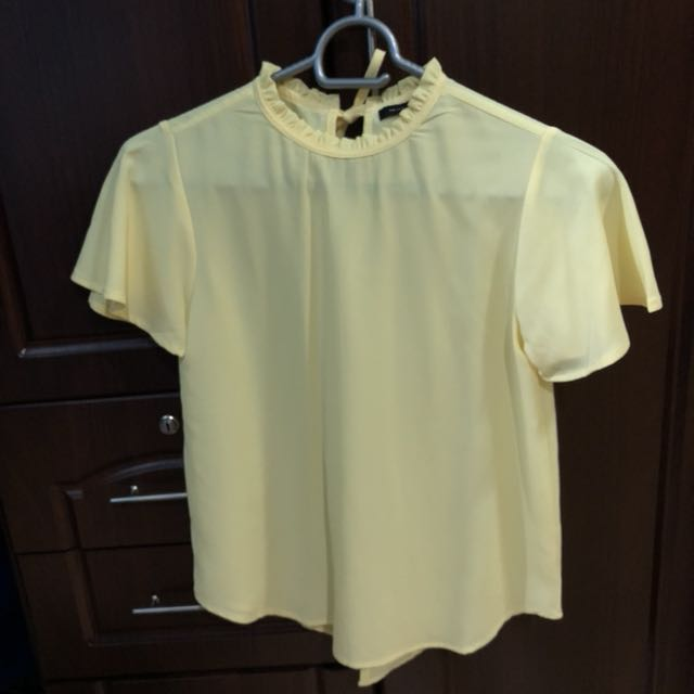 ForMe Yellow Blouse