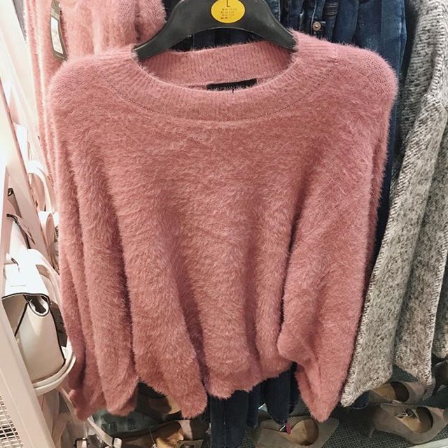 Fur Dusty Knit