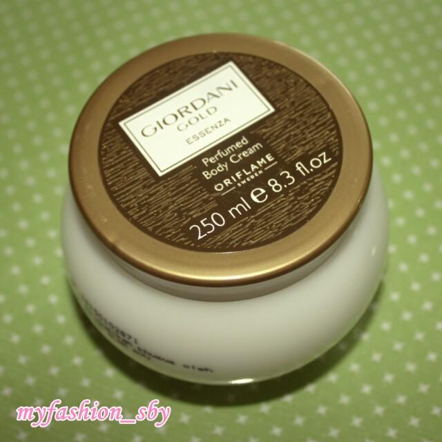 Giordani Gold Essenza Body Cream