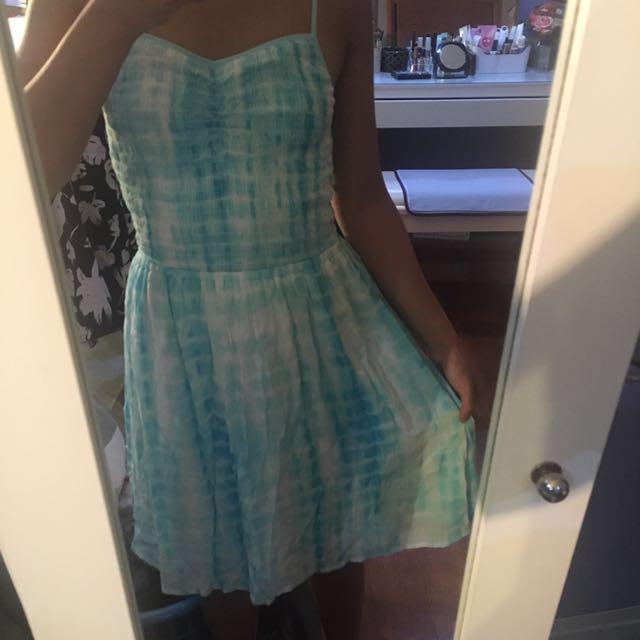 GUESS Aqua dress