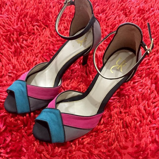 Heels size 38 Perfect cond 99%✨