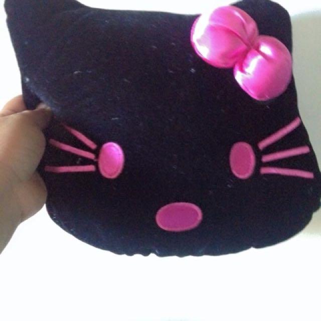 Hello kitty mini pillow
