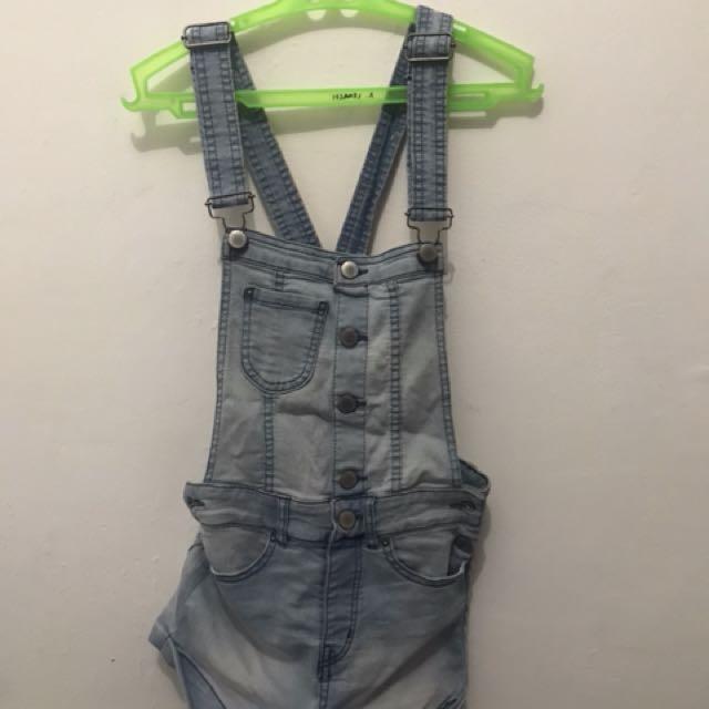 HM Jumper shorts - fits xss - small