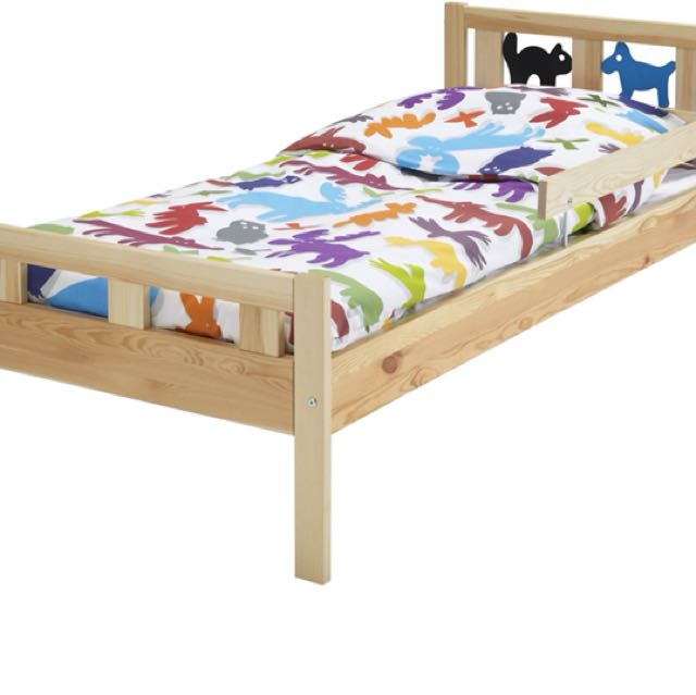 Ikea Children S Bed Frame Furniture Beds Mattresses On Carousell