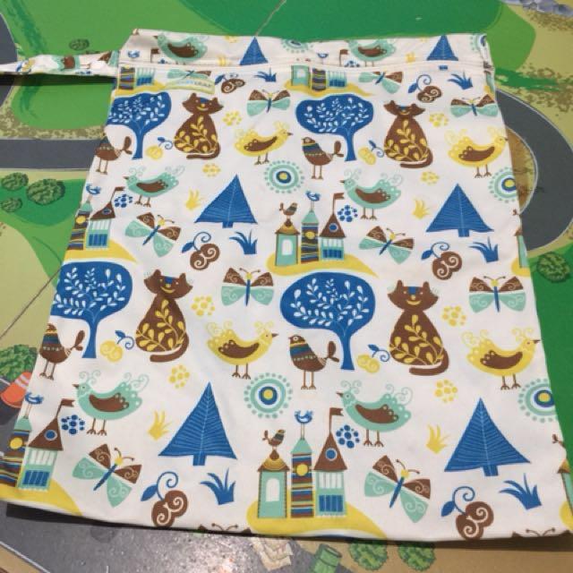 Infant diaper bag by babyleaf