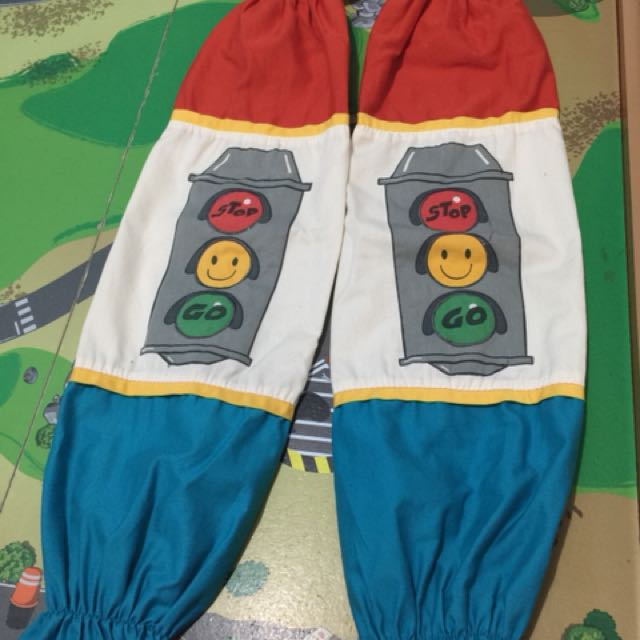 Infant pillow covers for boys
