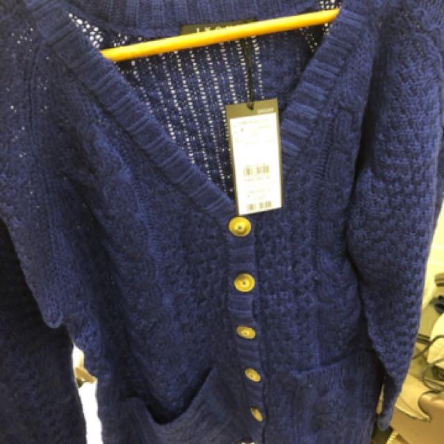 Ingni毛衣外套