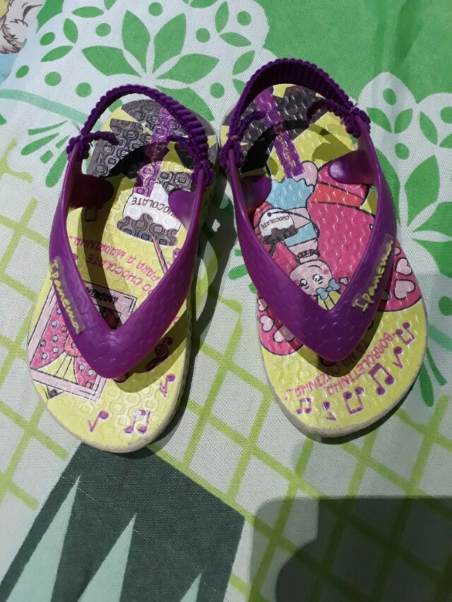 Ipanema slippers for babies