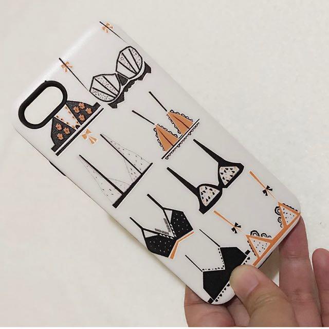 Iphone7 case-bikini print