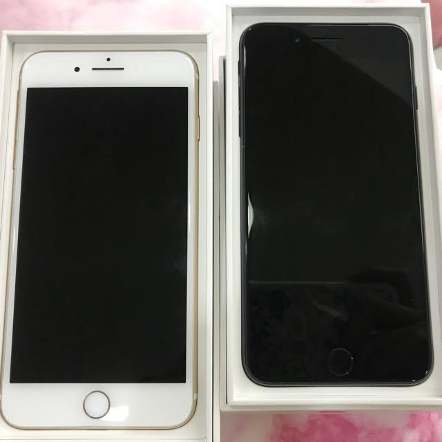 IPhone 7 Plus-128 霧黑