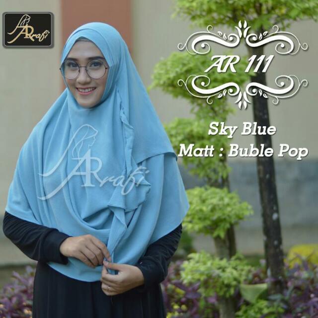 Jilbab ARAFI Dabel Pop