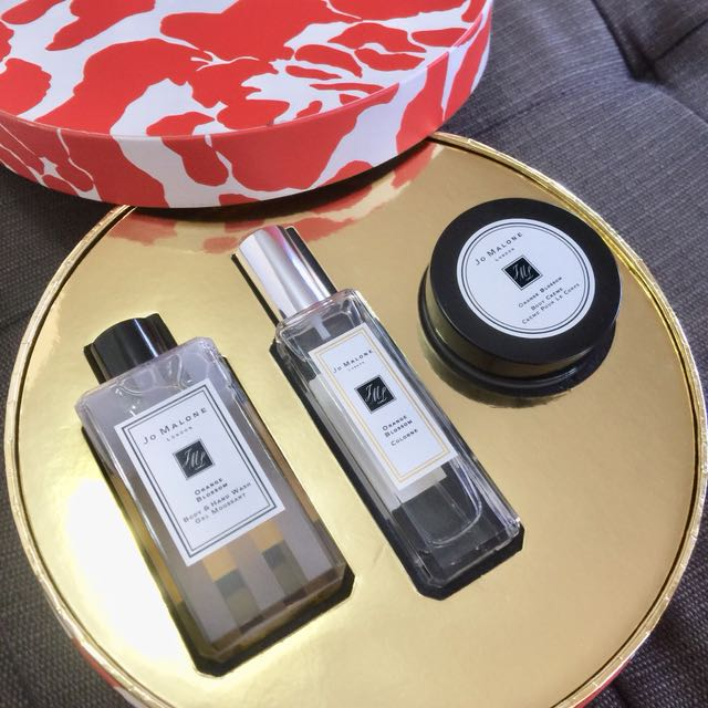 Jo Malone London Orange Blossom Collection
