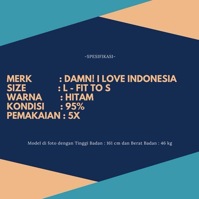 kaos hitam damn i love indonesia 1515678350 e8238ea1 - Jenis Font Damn I Love Indonesia