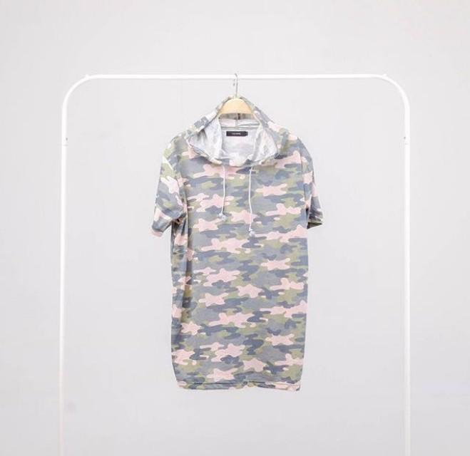 Kaos hoodie for unisex merk Temps (New)