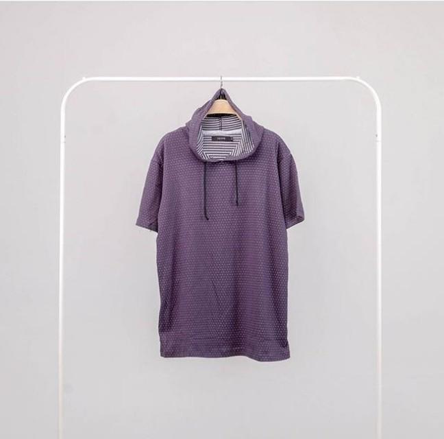 Kaos hoodie merk Temps (new)