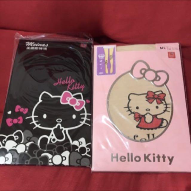 Kitty褲襪/刺青絲襪