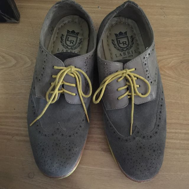 Larrie Oxford Shoes