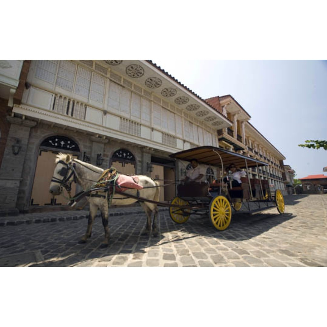 LAS CASAS FILIPINAS DE ACUZAR - PACKAGED PROMO!