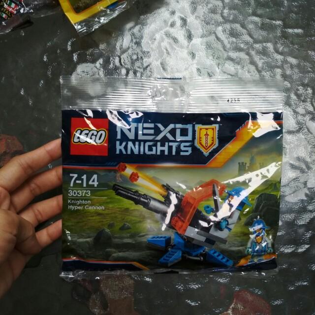 Lego Hyper Cannon polybag