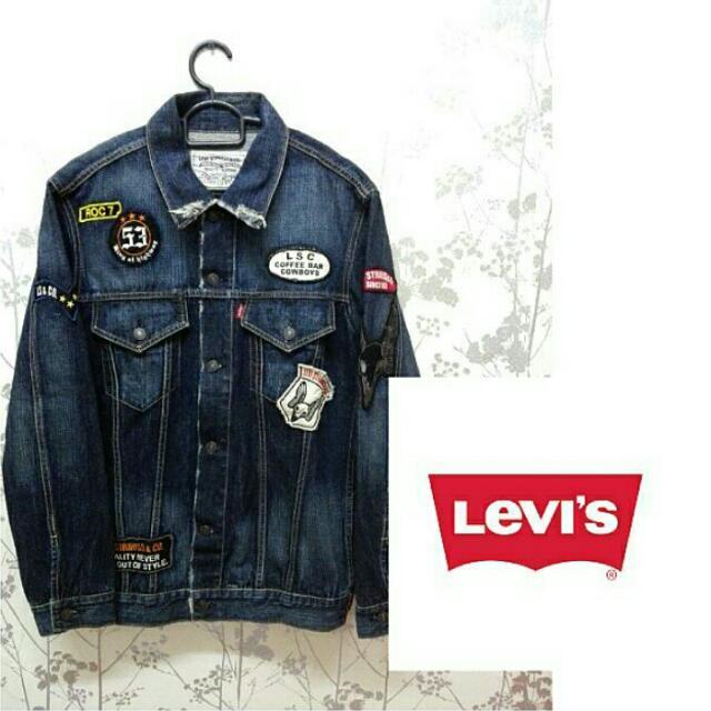 Levi's Patch Jacket
