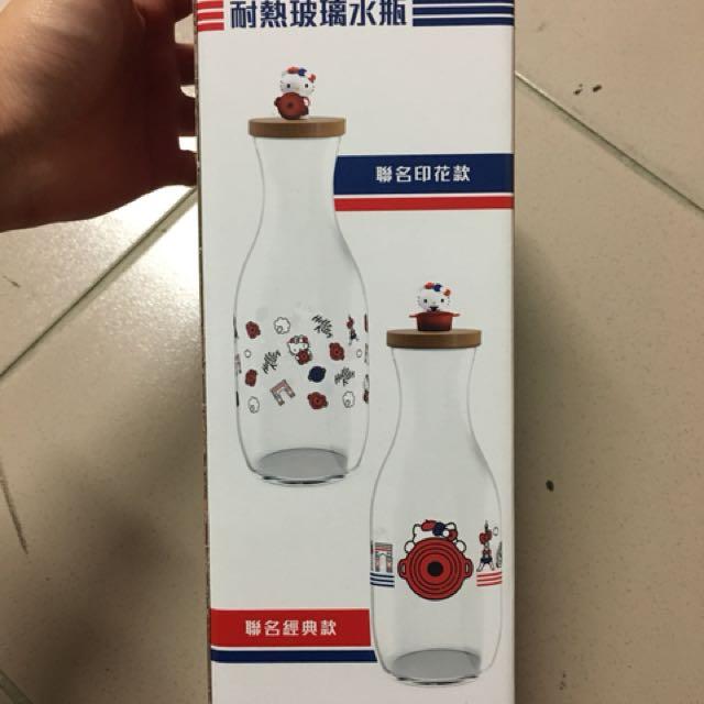 LexKt聯名玻璃水瓶