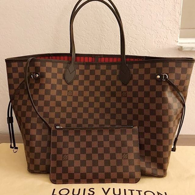 Louis Vuitton Neverfull GM Tote