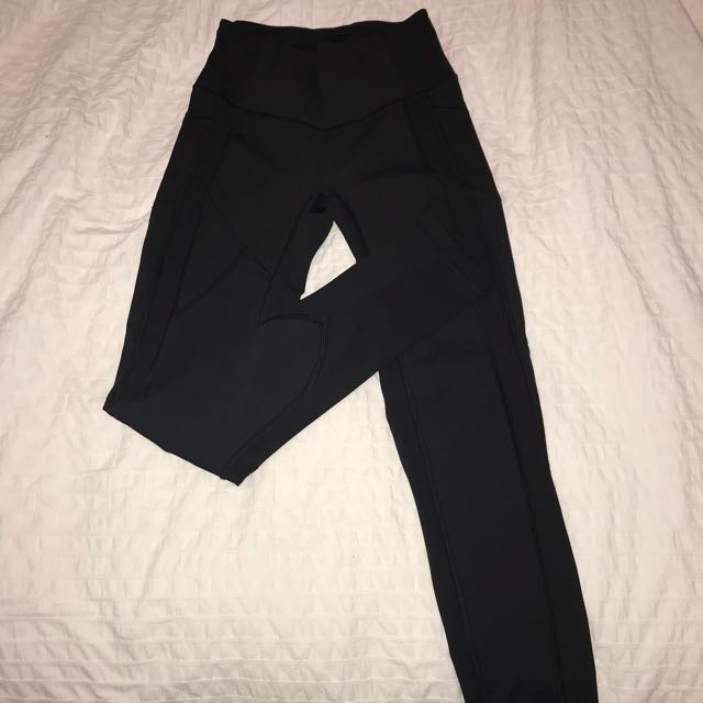 Lululemon- All The Right Places Pant Size 4