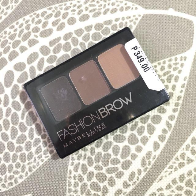 Maybelline Fashion Brow Powder