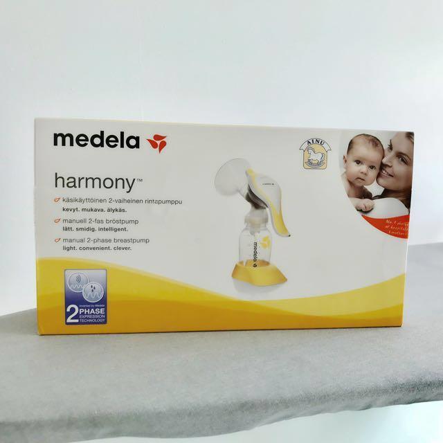 Medela Harmony Breast Pump 25931af176c4e
