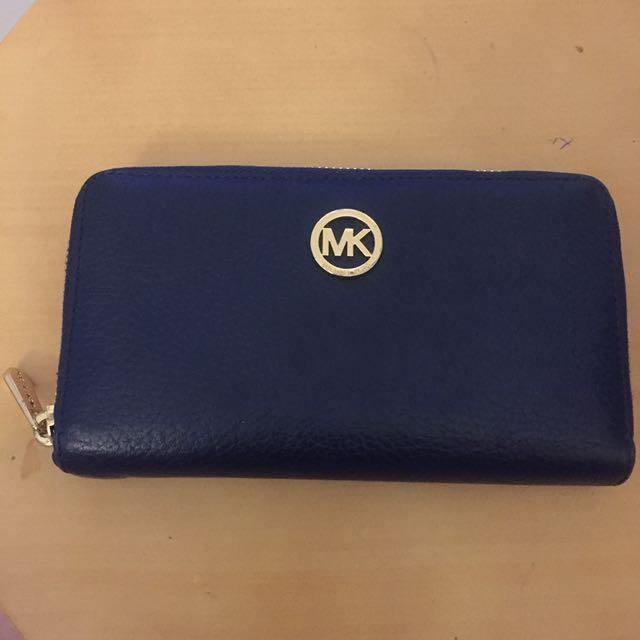 Michael kors fulton wallet orii