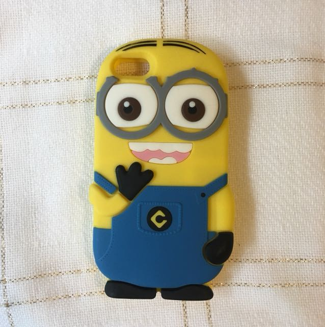 Minion iPhone 4 case