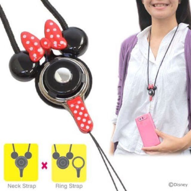 Minnie Mouse Hand Linker Strap