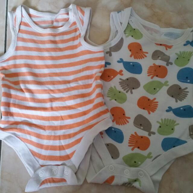 Mothercare Jumpsuit Nb-6 Mo