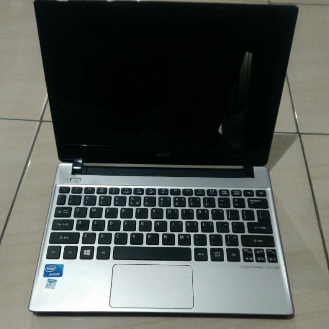 Notebook Acer Tipe AO756
