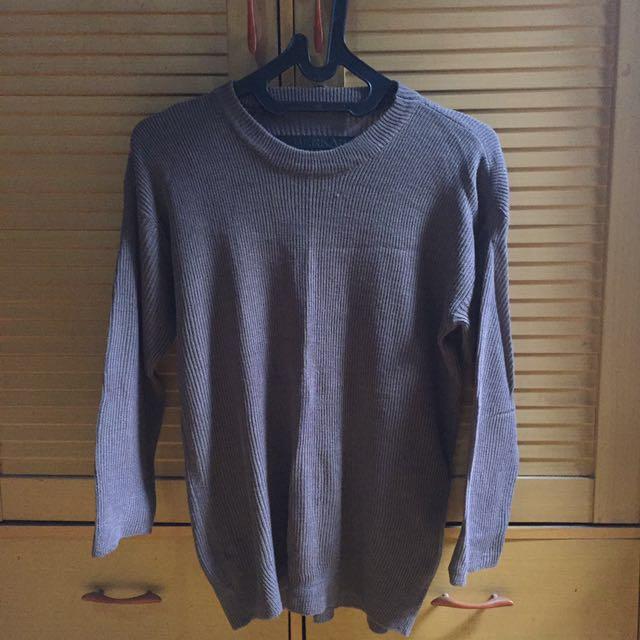 O Neck Sweater