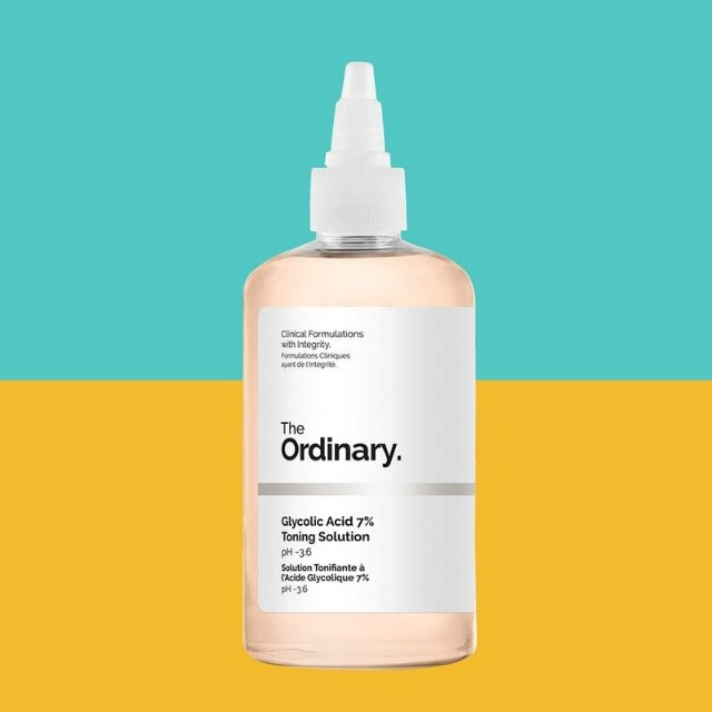 On hand The Ordinary Glycolic Acid 7% Toning Solution