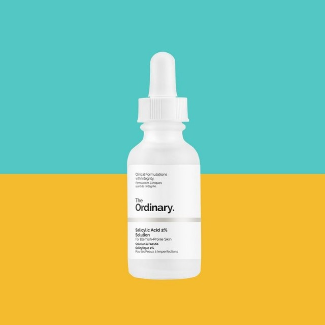 On hand The Ordinary Salicylic Acid 2% Solution